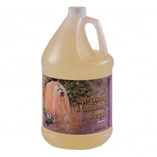 1 All System Shampoo Super Cleaning & Conditioning for Dogs 1Gallon
