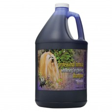1 All System Shampoo Professional Formula Whitening for Dogs 1Gallon