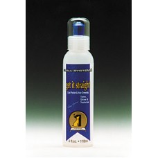 1 All System Get It Straight Coat Polish & Hair Dressing 4oz