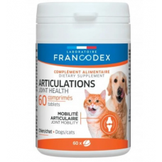 Francodex Joint Health (Joint Mobility) for Dogs & Cats 60's