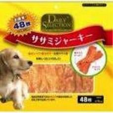 R & D Chicken Breast Jerky Dog Treats (48Pcs)