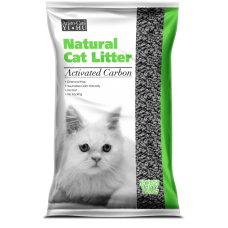 Aristo Cats Natural Cat Litter Activated Carbon 10kg (2 Packs)