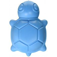 AFP Chill Out Floating TPR Turtle Blue Dog Toys