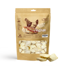 Absolute Bites Freeze Dried Chicken For Dogs & Cats Treats 70g