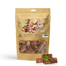 Absolute Bites Air Dried Beef Roast Dog Treat 90g (3 Packs)