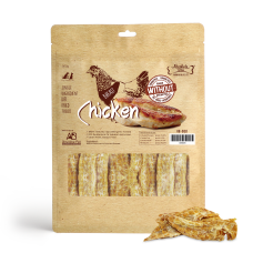 Absolute Bites Air Dried Chicken Breast Dog Treats 500g