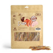Absolute Bites Air Dried Duck Breast Dog Treats 450g