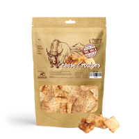 Absolute Bites Himalayan Yak Cheese Croutons Dog Treats 90g