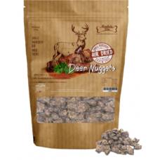 Absolute Bites Air Dried Deer Nuggets 330g Bundle (10 Packs)