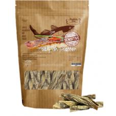 Absolute Bites Air Dried Cod Fish Platter 400g Bundle (10 Packs)