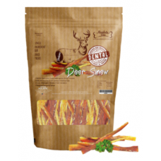 Absolute Bites Air Dried Deer Sinew 210g
