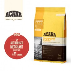 Acana Heritage Puppy & Junior Dog Dry Food 11.4kg