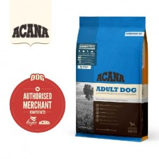 Acana Heritage Adult Dog (Chicken & Greens) Dog Dry Food 11.4kg