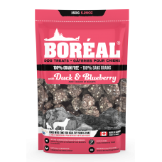 Boreal Dog Treats Duck & Blueberry
