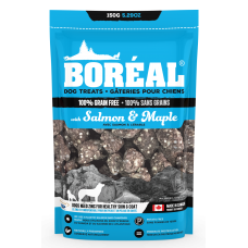Boreal Dog Treats Salmon & Maple