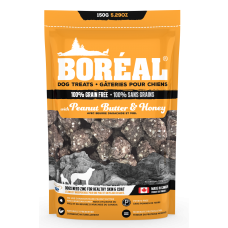 Boreal Dog Treats Peanut Butter & Honey