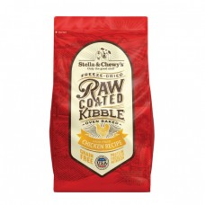Stella & Chewy's Dog Raw Coated Kibble Chicken 3.5Lb