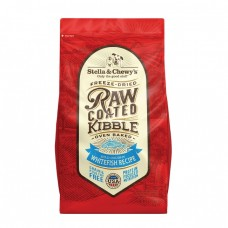 Stella & Chewy's Dog Raw Coated Kibble Whitefish 3.5Lb