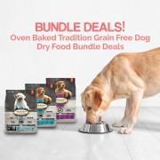 Oven Baked Tradition Grain Free Dog Dry Food Bundle Deals