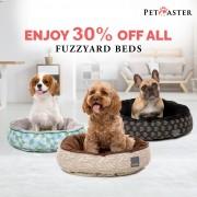 30% OFF FuzzYard Beds