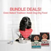 Oven Baked Tradition Adult Dog Dry Food Bundle Deals