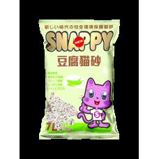 Snappy Cat Tofu Cat Litter Original 7L
