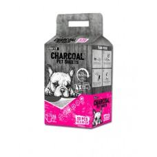 Absorb Plus Charcoal Pet Sheet 45 x 60cm 50's