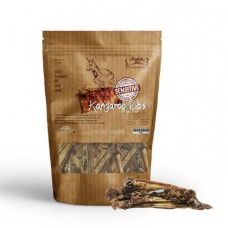 Absolute Bites Air Dried Kangaroo Ribs 300g