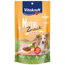 Vitakraft Nutri Znack Dog Beef With Apple & Mint 80g