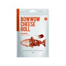 Bow Wow Cheese Roll Salmon Dog Treats 120g