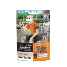 Canadian Jerky Buddy Jack's Gently Air-Dried Pork Jerky Dog Treats 56g