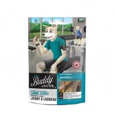 Canadian Jerky Buddy Jack's Gently Air-Dried Lamb Jerky Dog Treats 56g