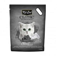 Kit Cat Classic Crystal Charcoal 5L