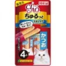 Ciao Churutto Stick Katsuo Formula 28g x 4 sticks