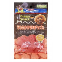 Doggyman Soft Chicken Chips 50g
