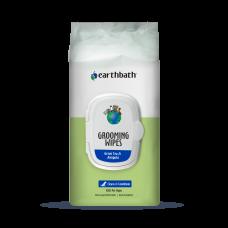 Earthbath Grooming Wipes Green Tea Leaf Fragrance For Dog & Cat 100pcs