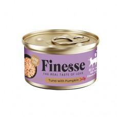 Finesse Grain-Free Tuna with Pumpkin in Jelly 85g