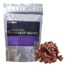 Freeze Dry Australia Freeze Dried Diced Beef Hearts 100g (Buy 2 Packs, Free 1 Pack)