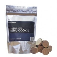 Freeze Dry Australia Freeze Dried Emu Cookie 100g (Buy 2 Packs, Free 1 Pack)