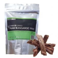 Freeze Dry Australia Freeze Dried Kangaroo Ribs 100g (Buy 2 Packs, Free 1 Pack)