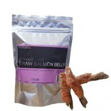 Freeze Dry Australia Freeze Dried Salmon Bellies 100g (Buy 2 Packs, Free 1 Pack)