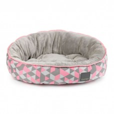 FuzzYard Reversible Morganite Bed (Large)