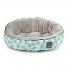 FuzzYard Reversible Peridot Bed (Large)