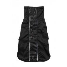 Fuzzyard Osaka Raincoat for Dogs Black (Size 1)