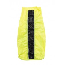 Fuzzyard Osaka Raincoat for Dogs Fluro Yellow (Size 1)