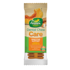 Happi Doggy Dental Chew Care Digestive Support Pumpkin & Mountain Yam Dogs Treats (4 Inch) 25g - 1pc
