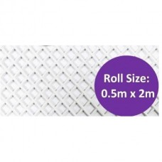 Kenford Multi-purpose HDPE Mesh Hexagonal 3mm 070 White