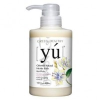 Yu Oriental Natural Herbs Foti Energizing Formula (Revitalize & Gorgeous Volume) For Dogs & Cats 400ml