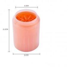 EZ Paw Washer Orange Medium