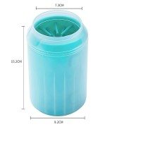 EZ Paw Washer Tiffany Green Large